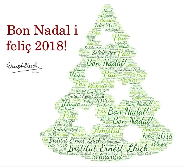 Felicitació Nadal 2017