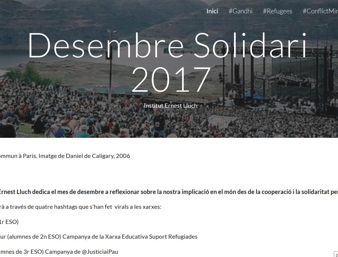 desembre solidari